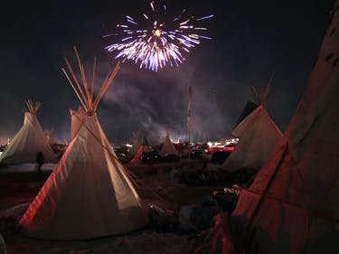 """""""Protesting Works"""" Is the Cry After DAPL Decision in Standing Rock"""