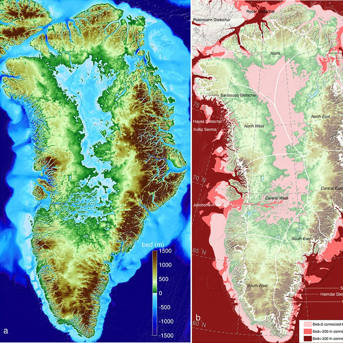 New nasa maps have very bad news for greenlands melting glaciers new nasa maps have very bad news for greenlands melting glaciers inverse sciox Image collections
