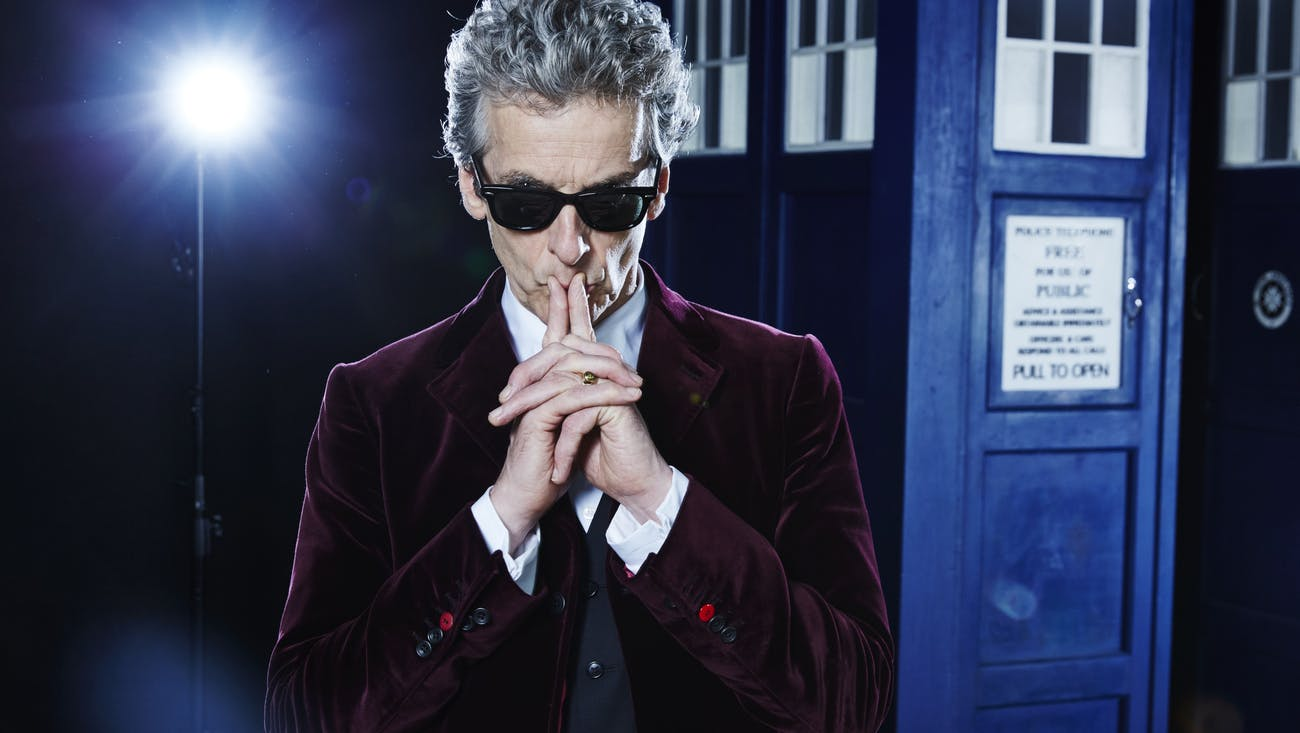 'Doctor Who' is a great show in its own right, even if it hardly has any respect for its own time travel.
