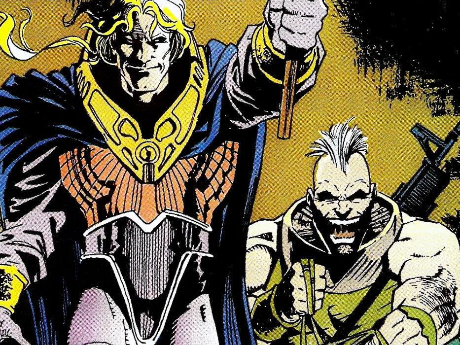 Reavers Old Man Logan X-Men Wolverine