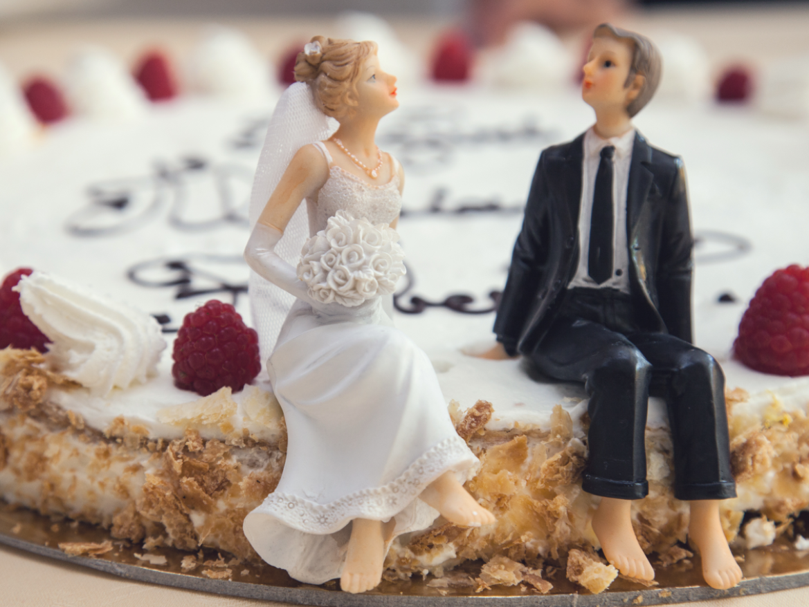 January is a popular month for divorce.