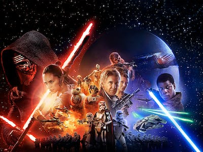 How to Watch 'Star Wars: The Force Awakens' on Starz