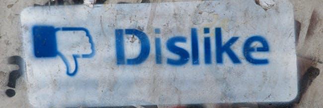 Dislike Graffiti