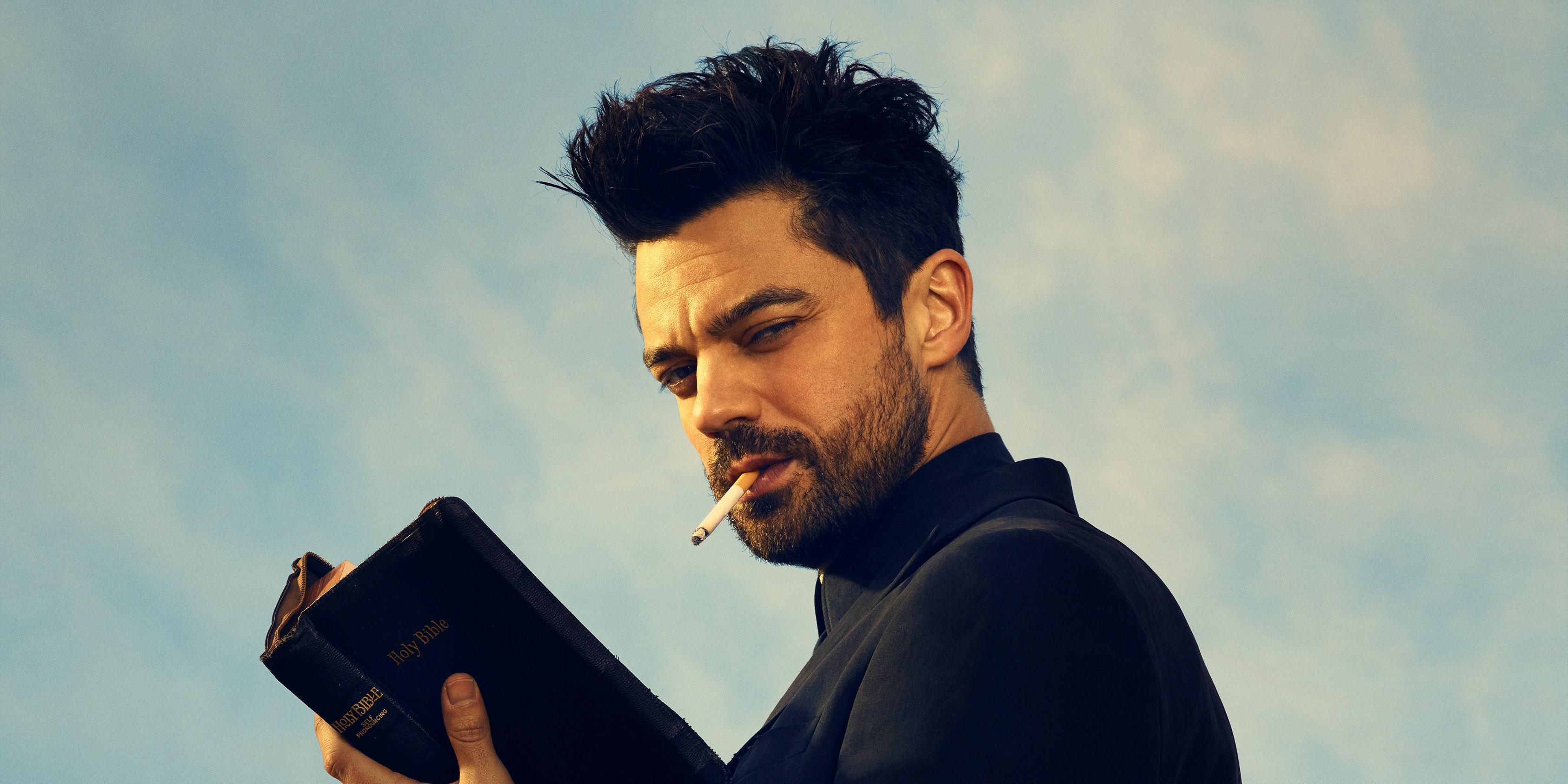 'Preacher'