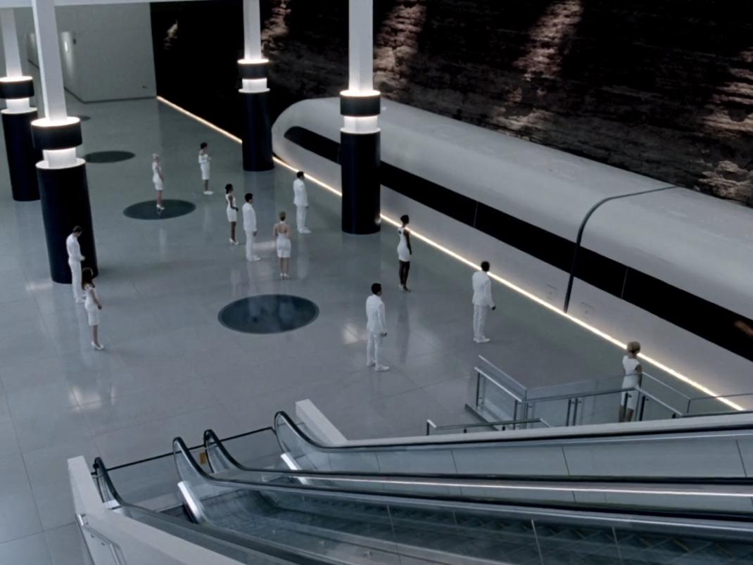 Yep, That Was a Hyperloop in 'Westworld' Episode 2