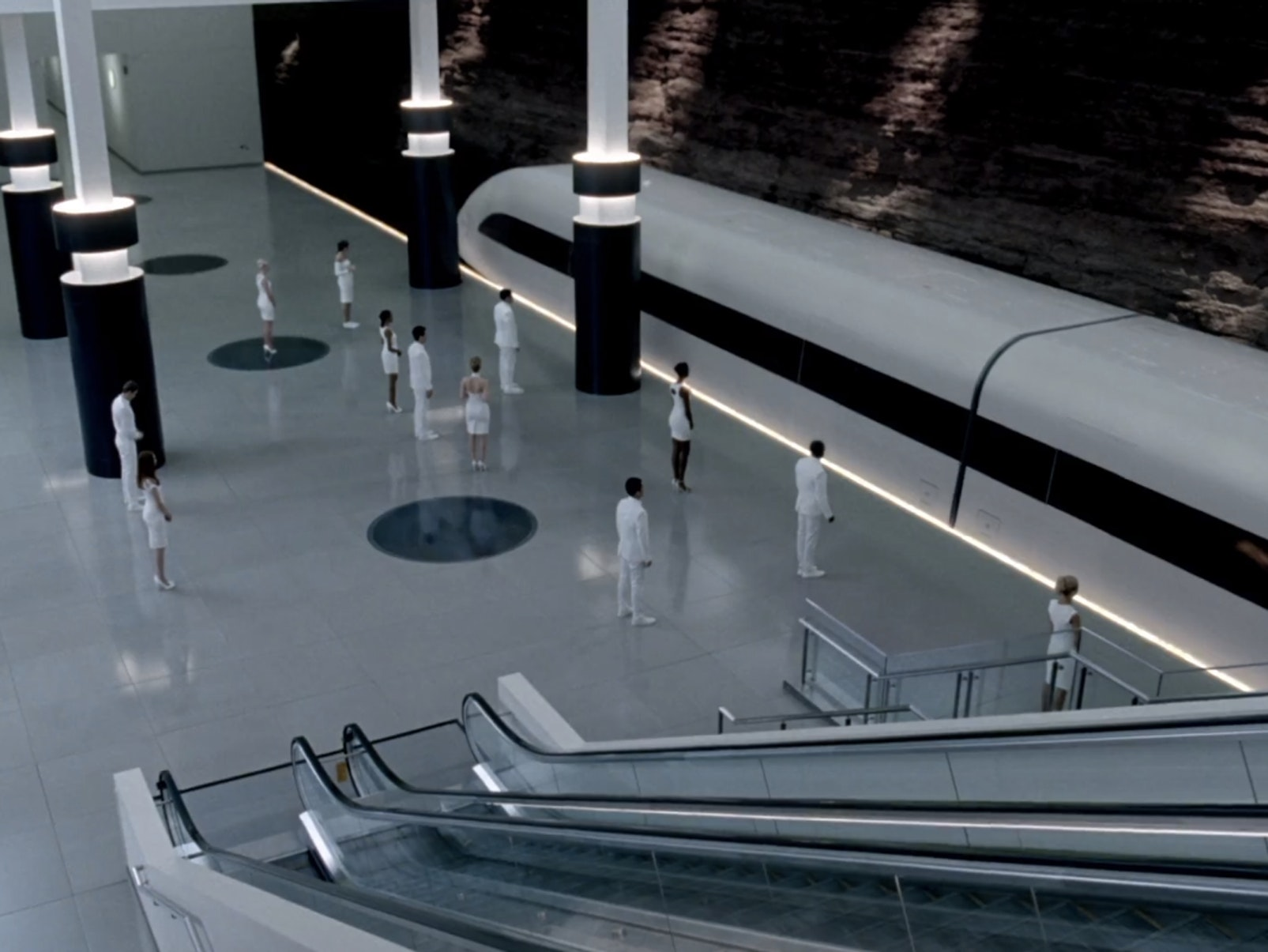 Yep, That Was a Hyperloop in 'Westworld' Episode 2