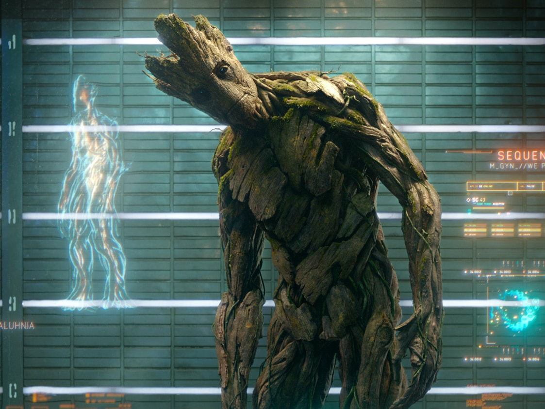 'Deadpool' Editor Has Weird AF Ideas About Groot's Body