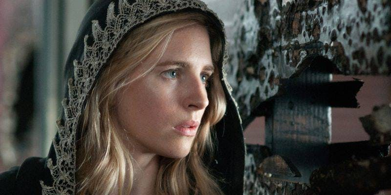 Brit Marling as The OA