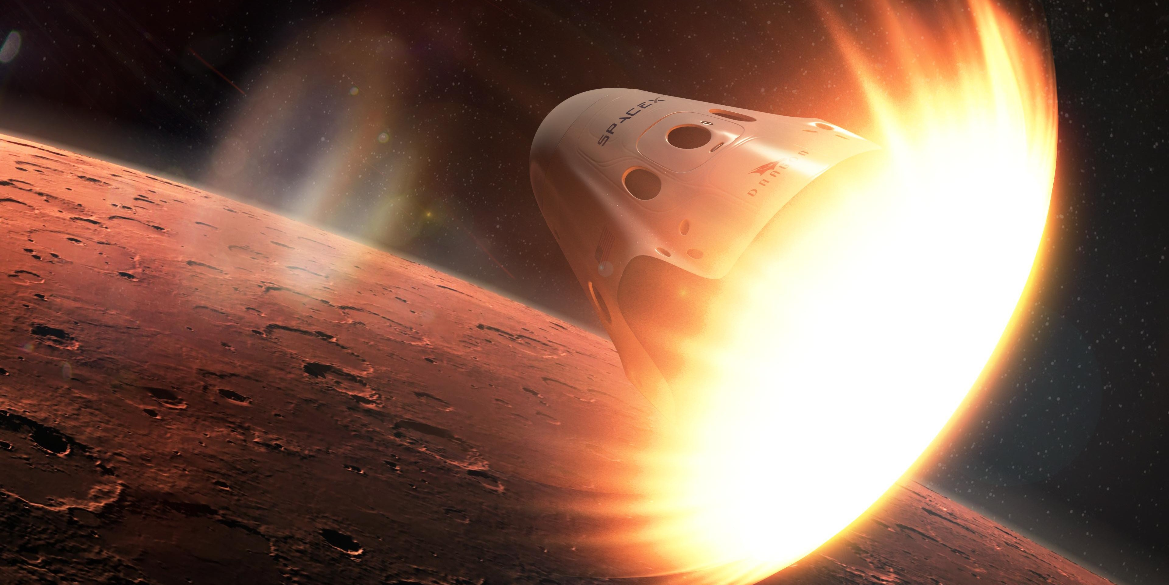 NASA: No, We're Not Racing SpaceX to Mars | Inverse