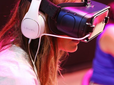 Samsung Patent Application Reveals That Eye-Tracking VR is Coming