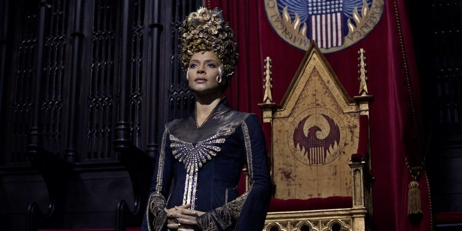 Carmen Ejogo in 'Fantastic Beasts'