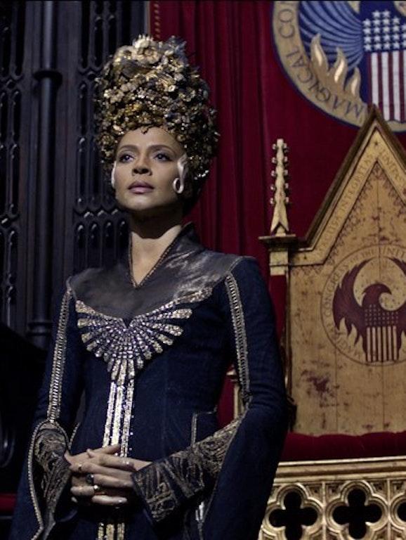 Carmen Ejogo in 'Fantastic Beasts'