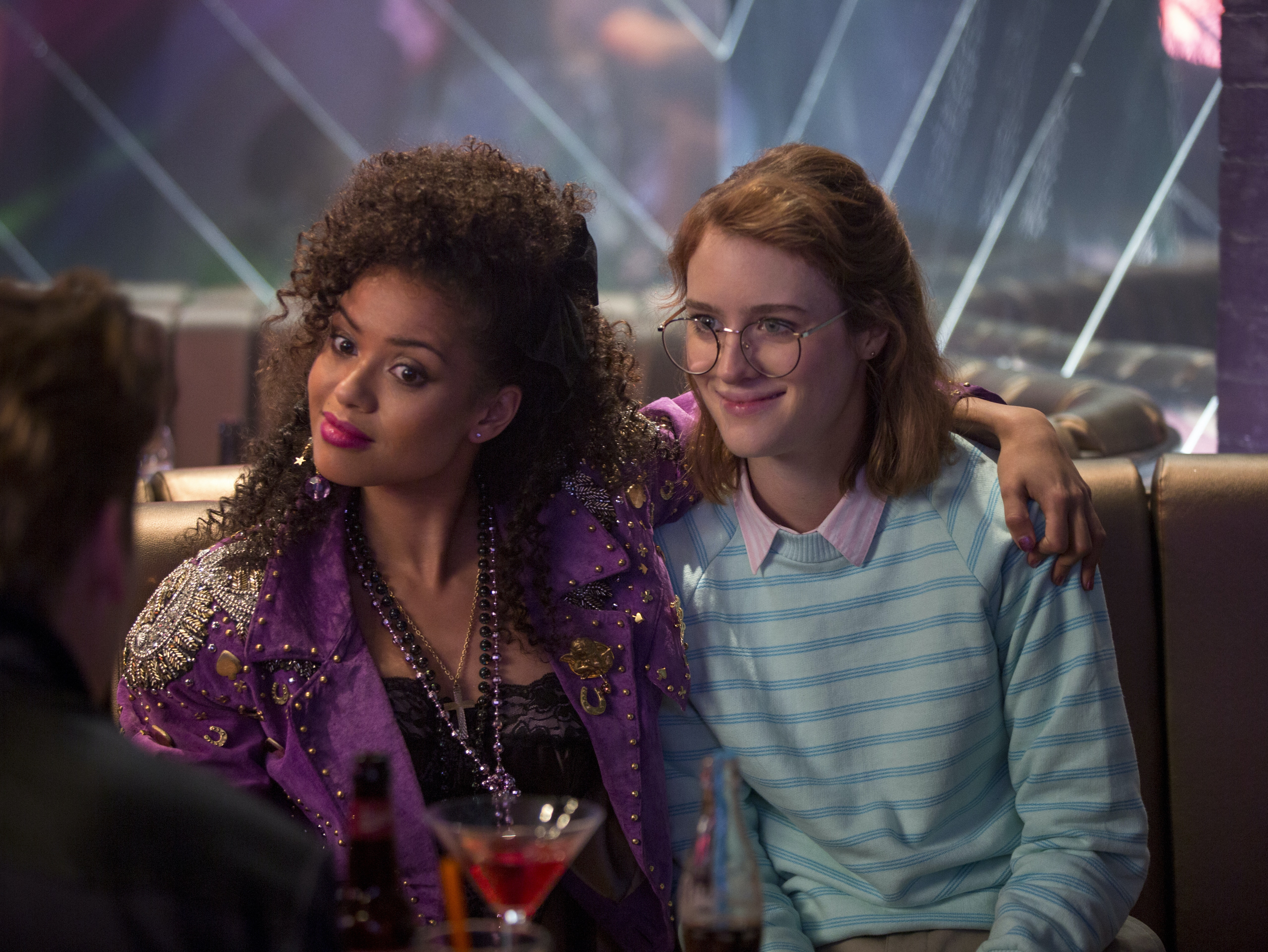 Heaven Is the 1980s of the First 'Black Mirror' Period Episode