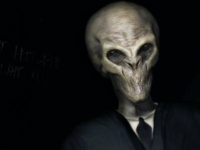 The Silence On 'Doctor Who' is Scarier Than A 'Slender Man' Movie Ever Could Be