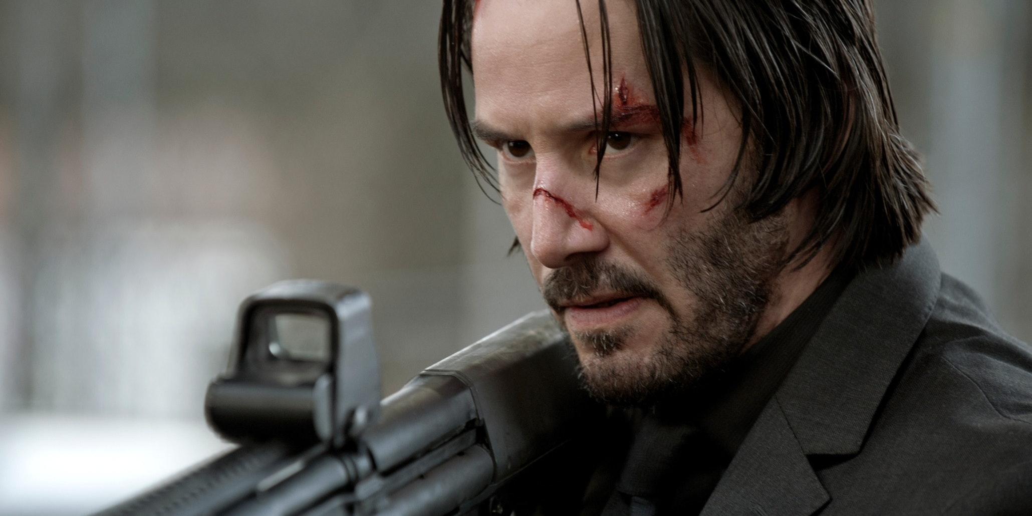 Keanu Reeves Is Back on Set for 'John Wick 2.'