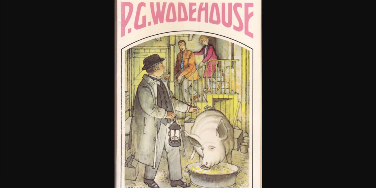 summer lightning wodehouse
