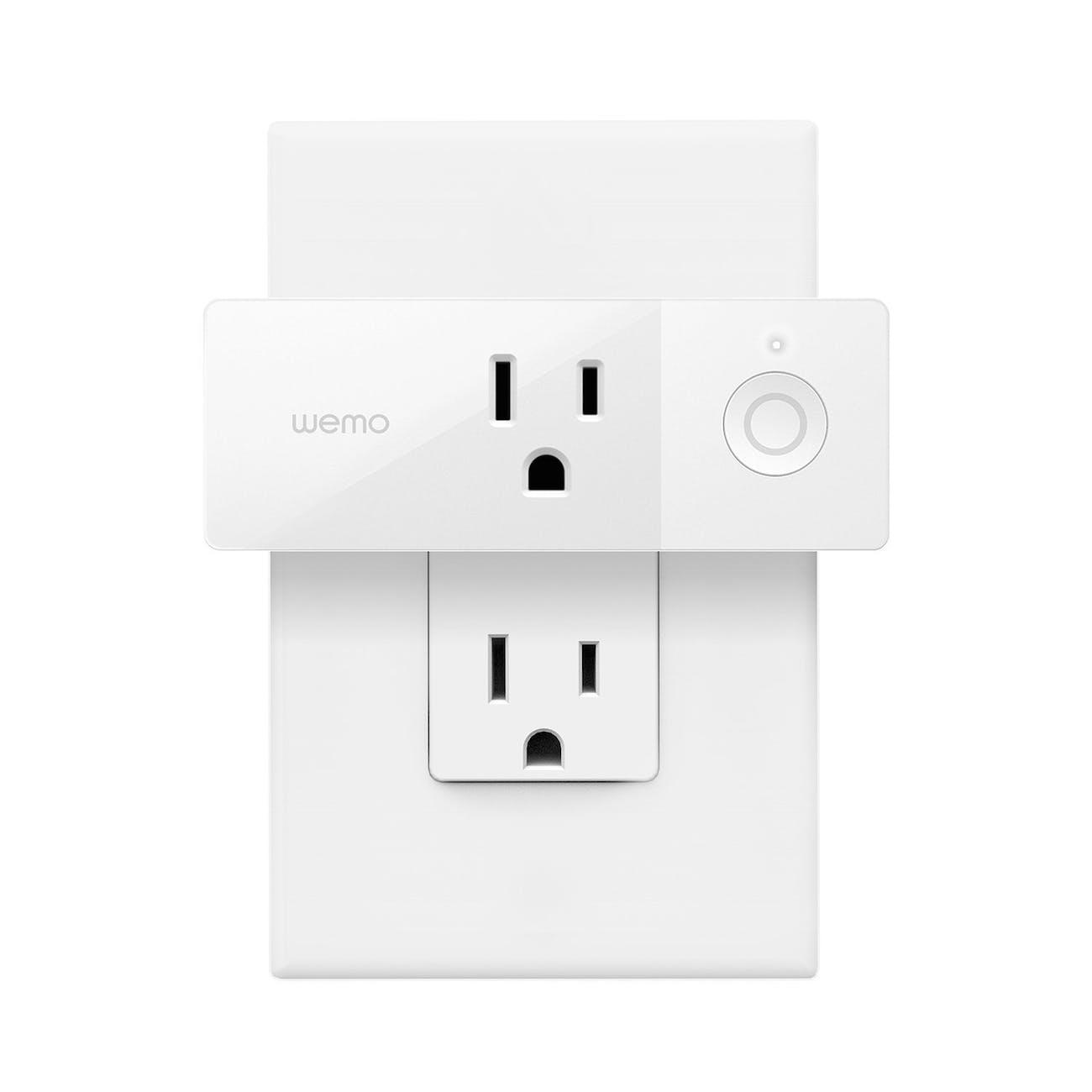 Wemo Smart Plug Mini WiFi Plug
