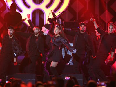 "Ariana Grande Tweets She's ""Broken"" Over Manchester Bombing"
