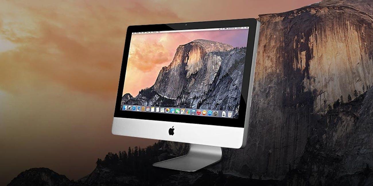 "Apple iMac 21.5"" Intel i3-2100 Dual Core 3.1GHz 250GB (Certified-Refurbished)"