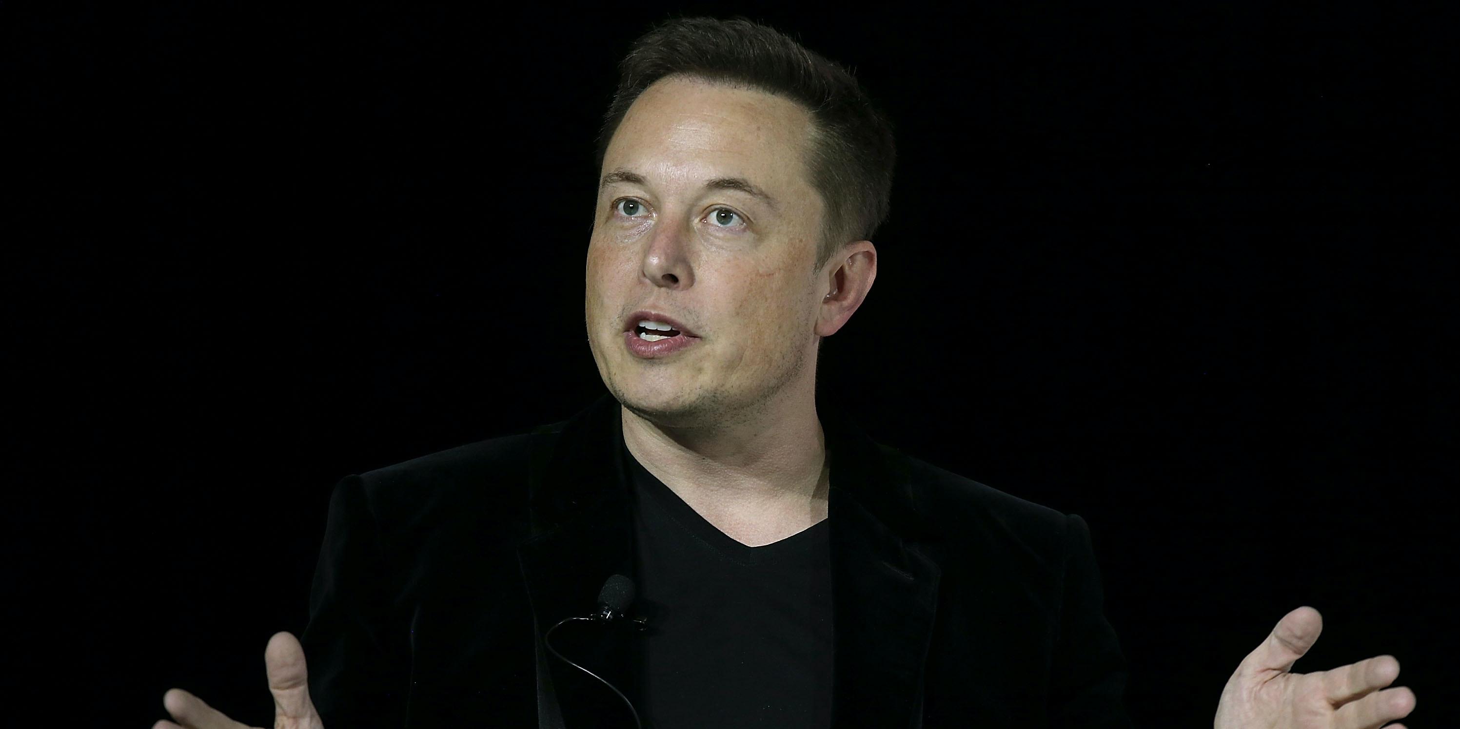 Ferrari Chairman Sergio Marchionne Loves Tesla CEO Elson Musk
