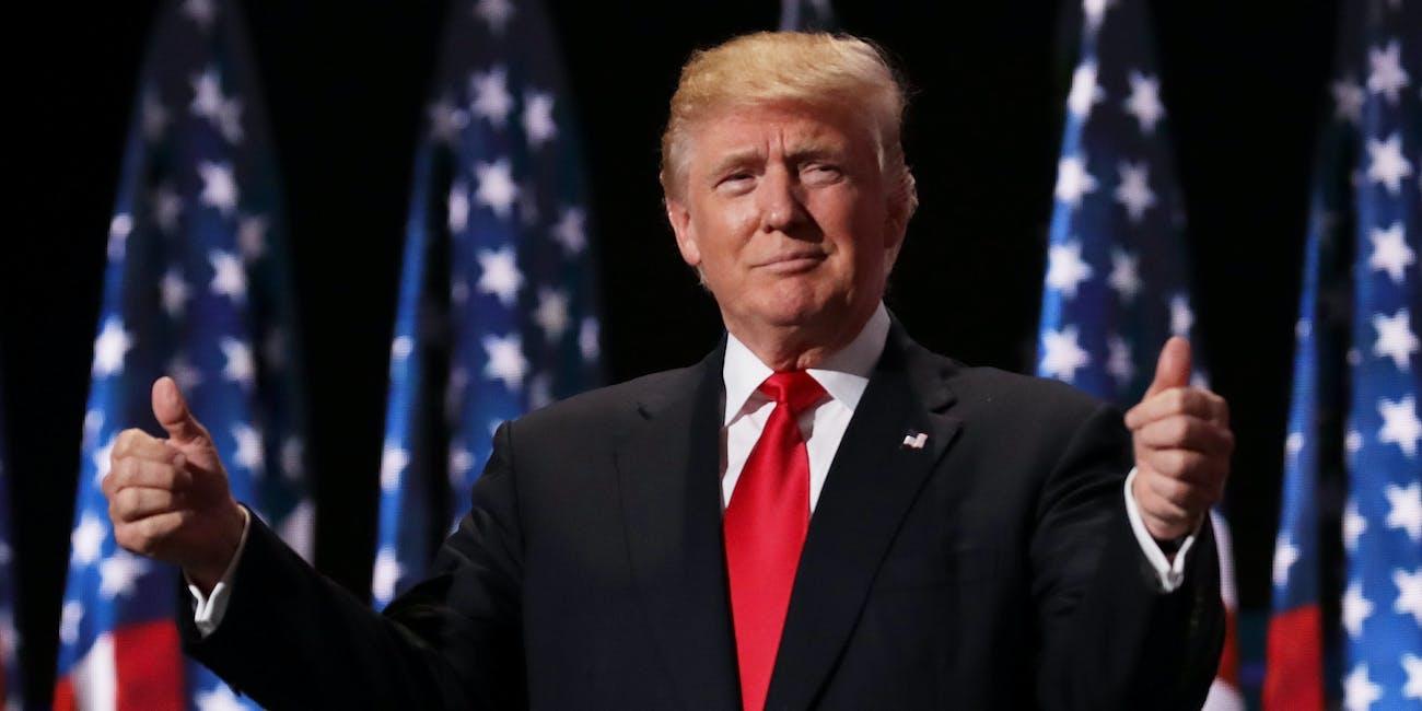 Donald Trump's 2018 NASA indicates a promising future for the organization.