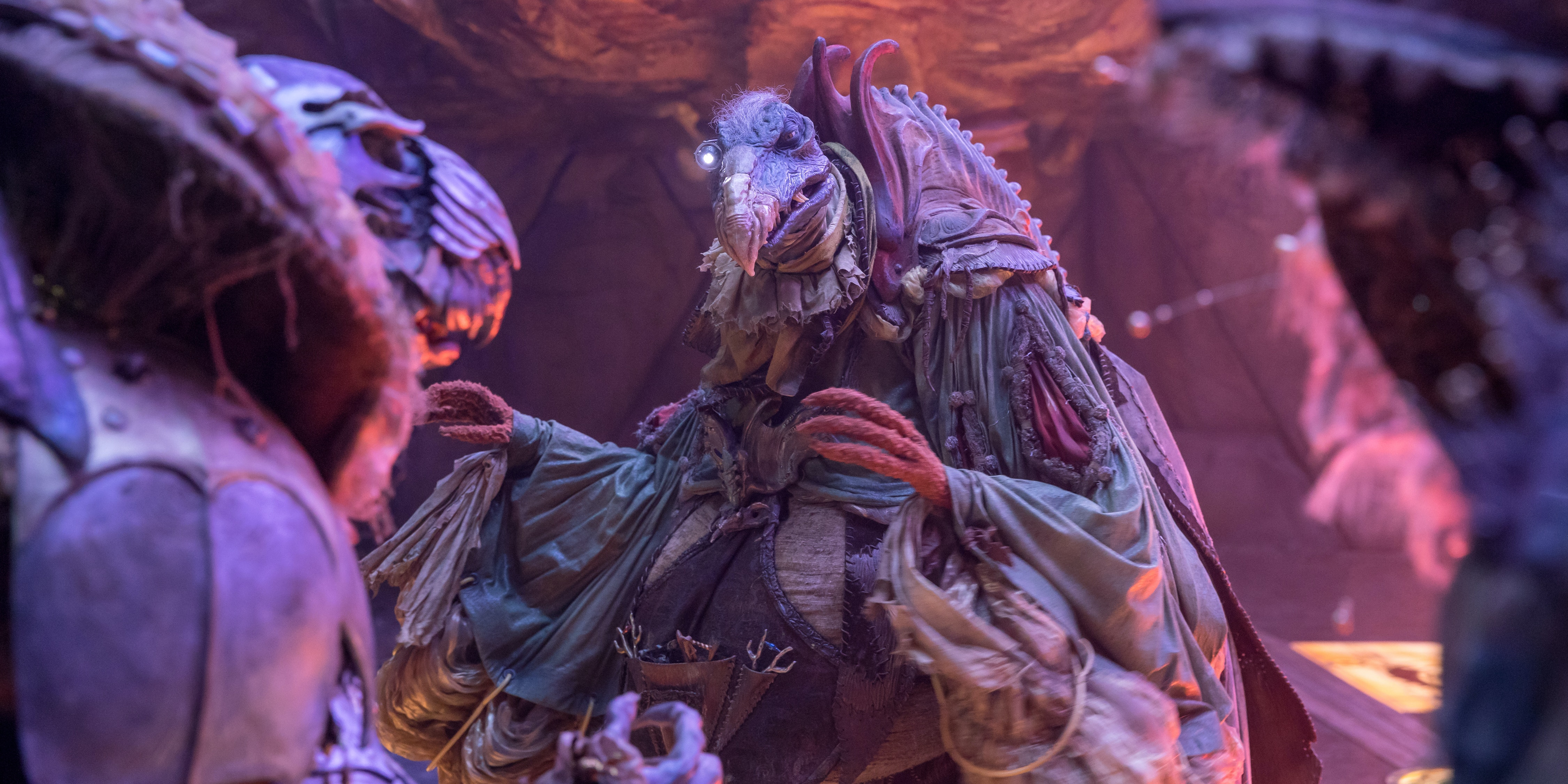There Are No Words for How Beautiful Netflix's 'Dark Crystal' Prequel Looks