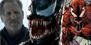 Woody Harrelson Venom Carnage