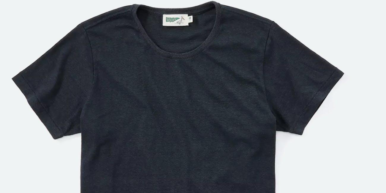hemp tee, hemp t-shirt, summer t-shirt, organic hemp t-shirt
