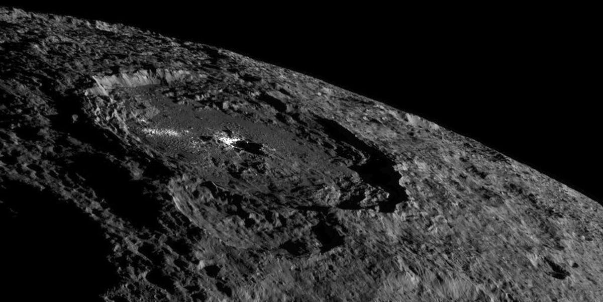 occator crater ceres