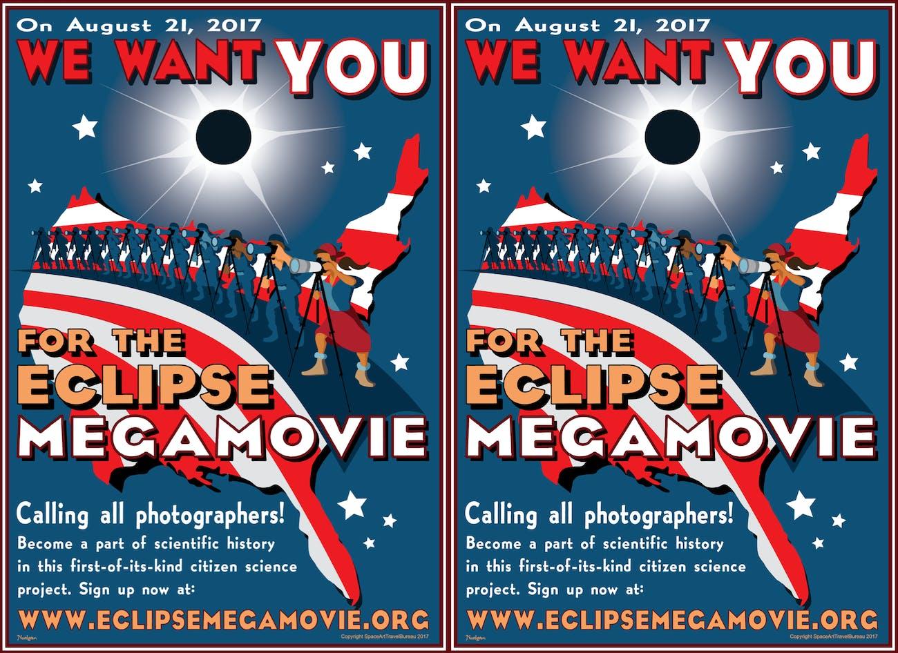 solar eclipse megamovie scientists