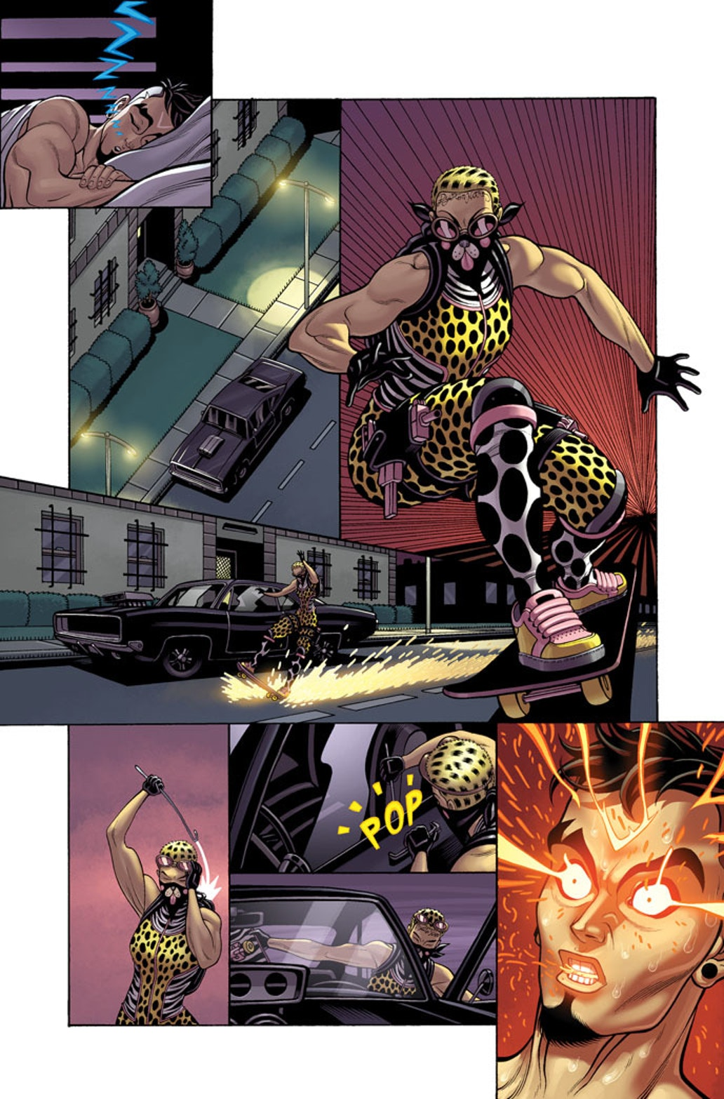 Preview for Ghost Rider #1