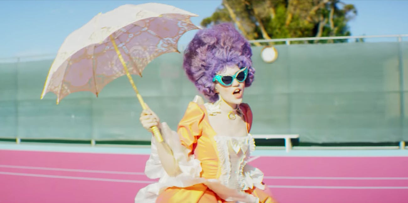 Grimes: A Scientific Guide to Her Insane and (Maybe?) Fake Training Regimen