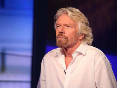 Richard Branson Doubles Down on His Goal to Build a Space Hotel