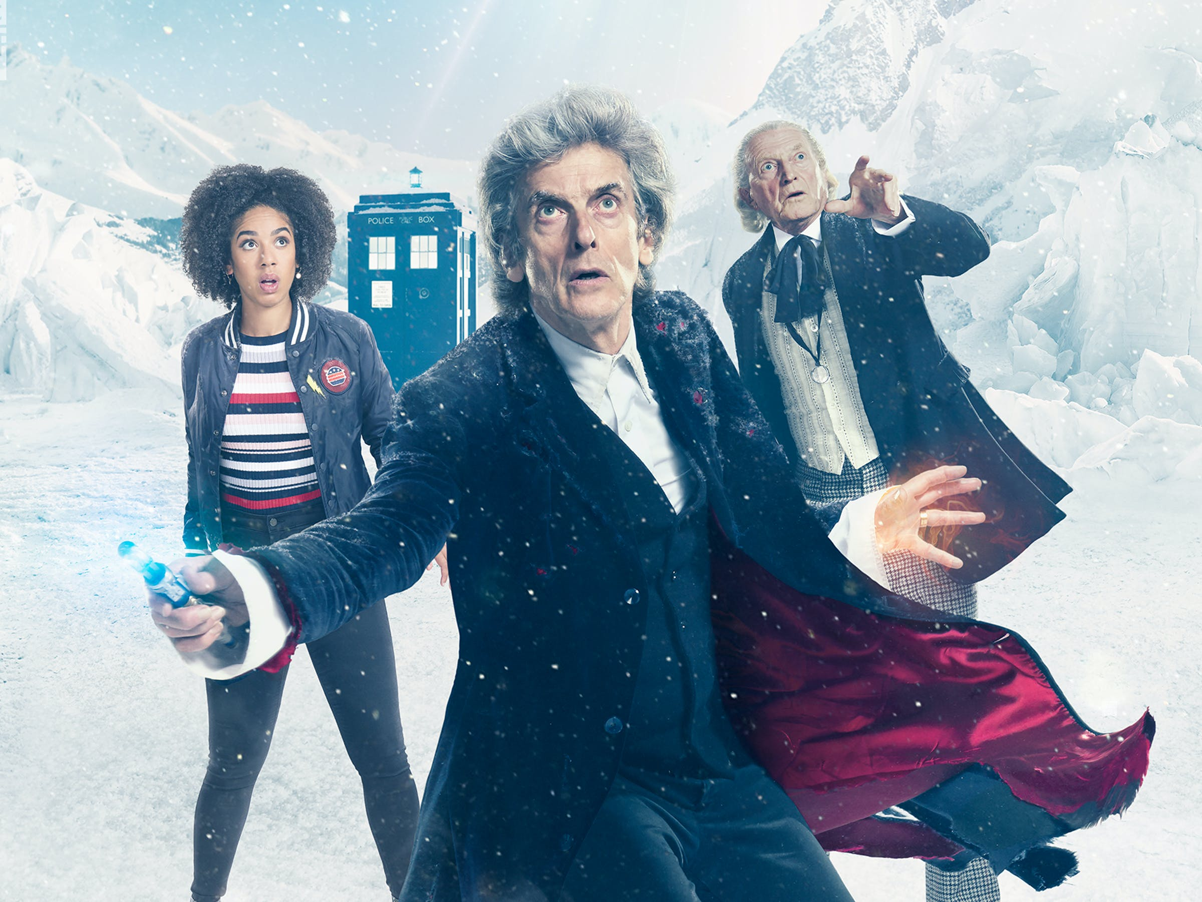 Doctor Who Christmas Special 2016.Doctor Who Christmas Special Ranking Every Single