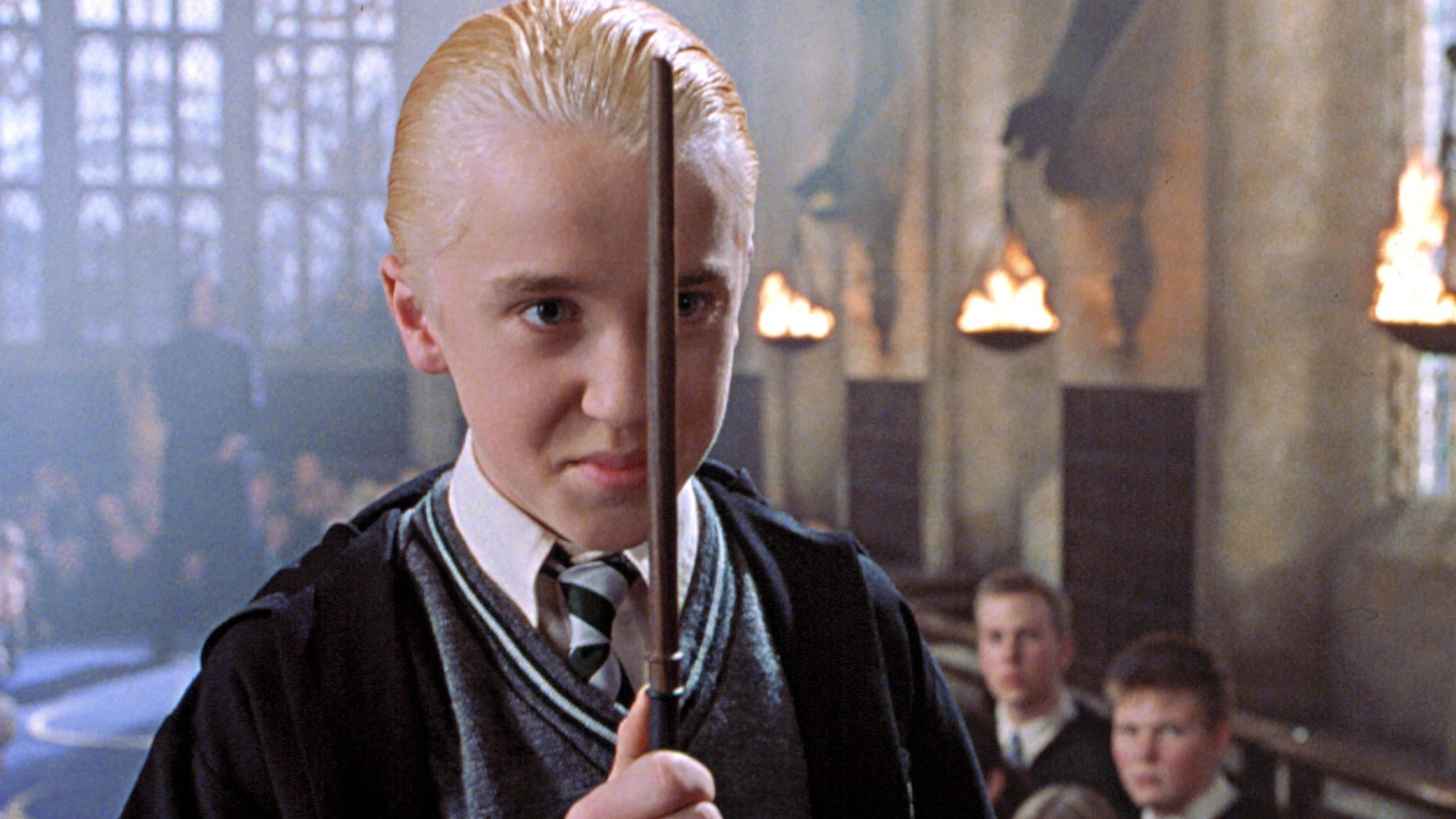 Harry Potter Tom Feltons Hogwarts House Of Choice Isnt Even In The Books Inverse