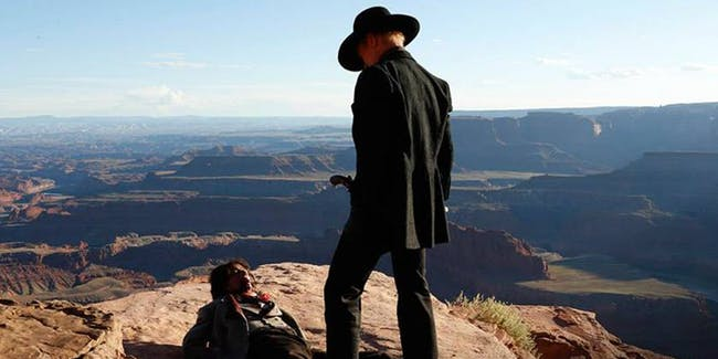 Westworld, HBO, 2016, Preview, Anthony Hopkins, James Marsden