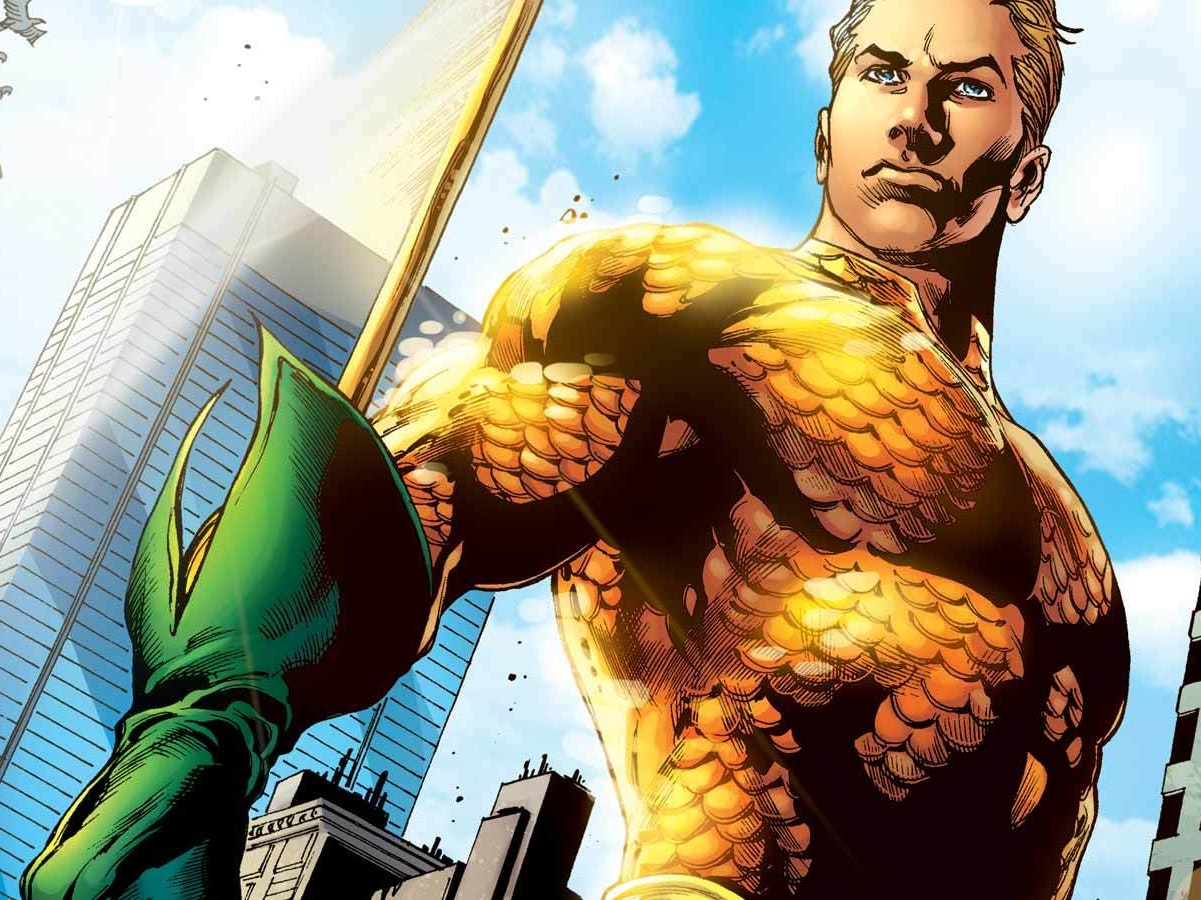How Aquaman Would Solve Coral Bleaching, Overfishing and Acidification