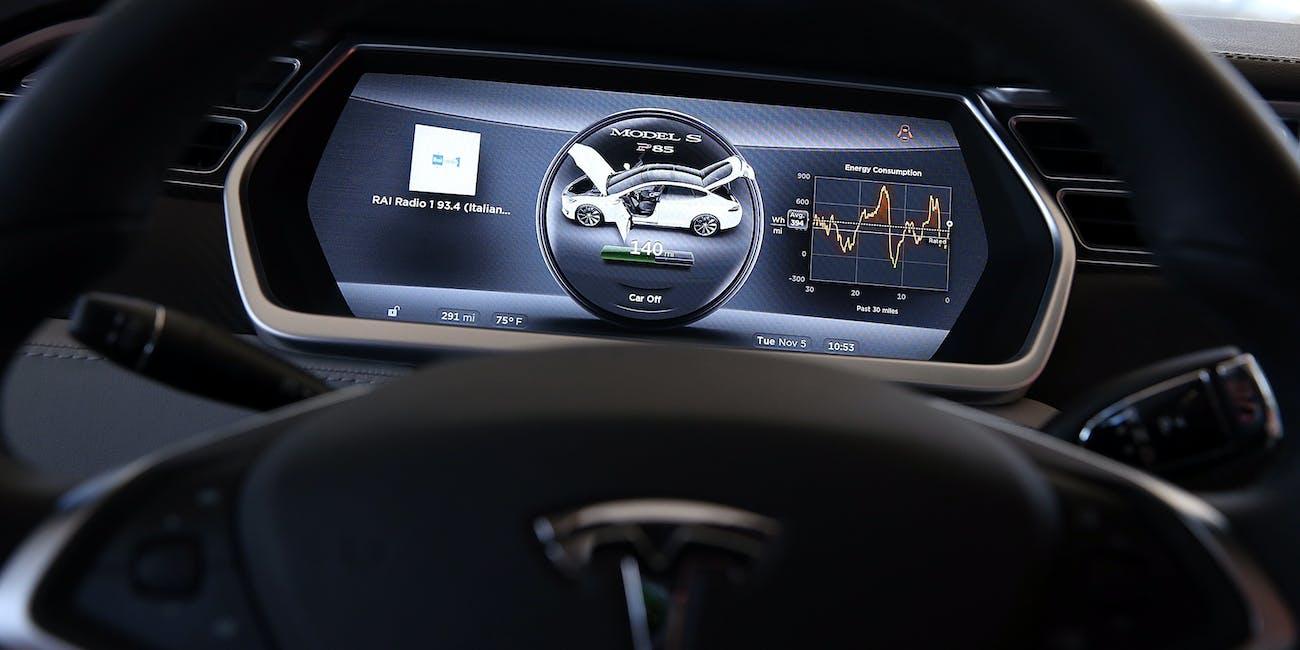 Elon Musk Assures Fans the Tesla Model 3's Dashboard is Just Fine