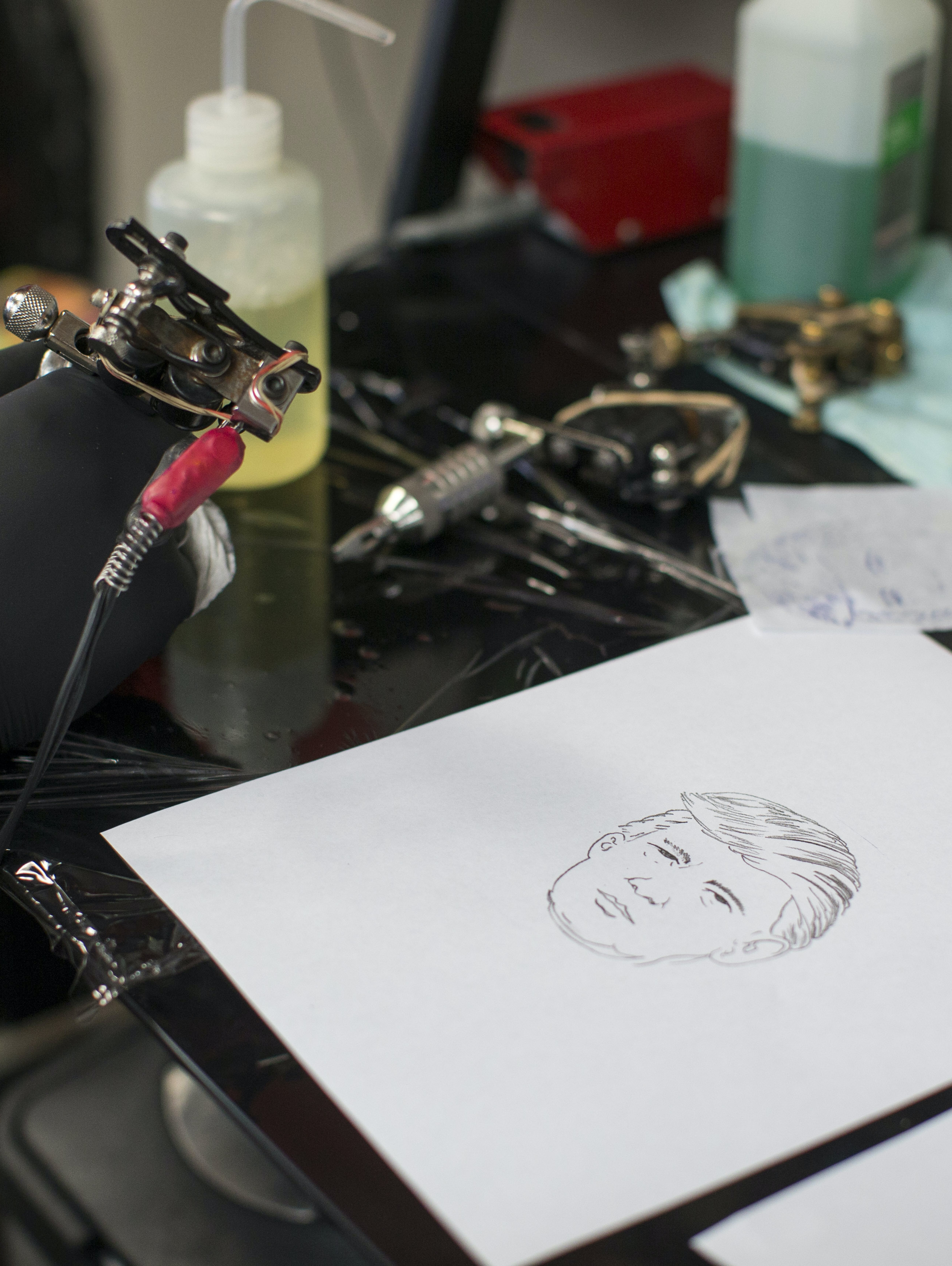 How does tattoo removal work inverse for Where do tattoos come from