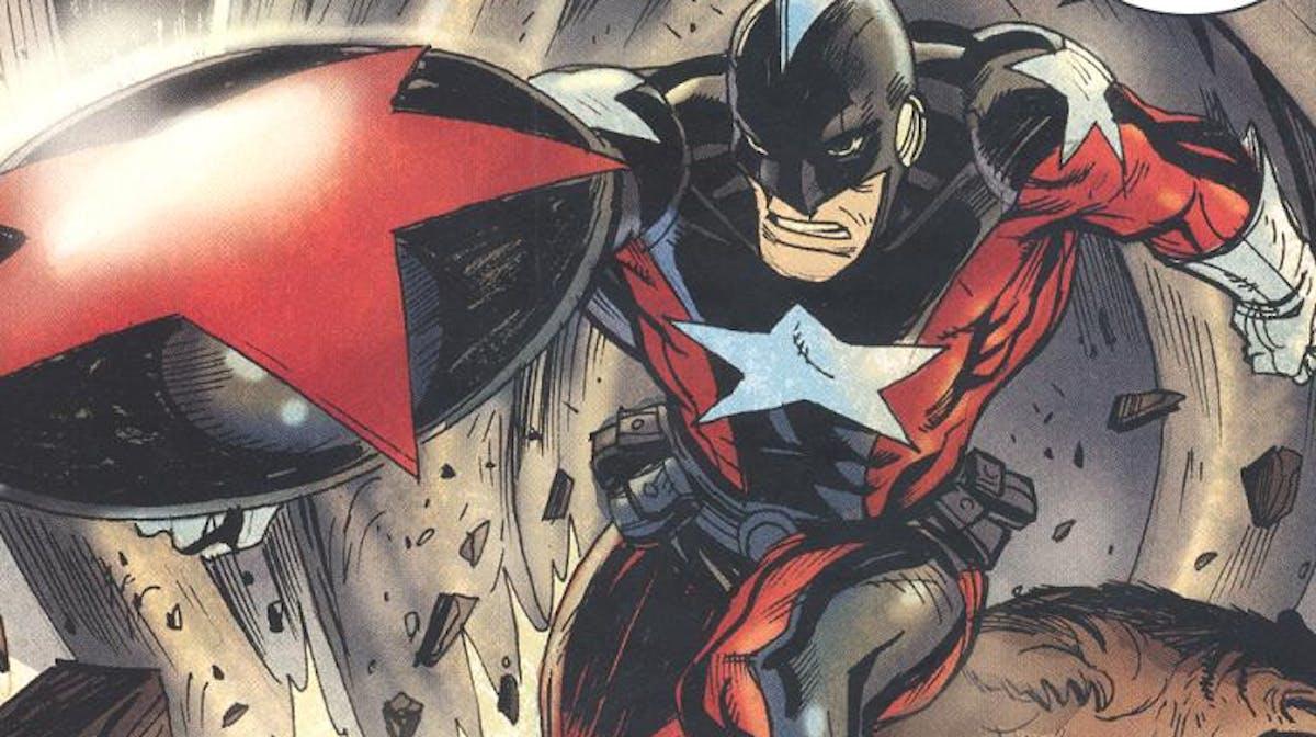 Image result for red guardian marvel