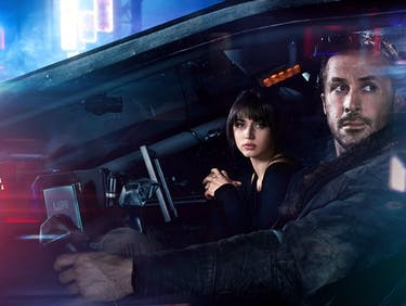 New Set Photos Show the Cars of 'Blade Runner 2049'