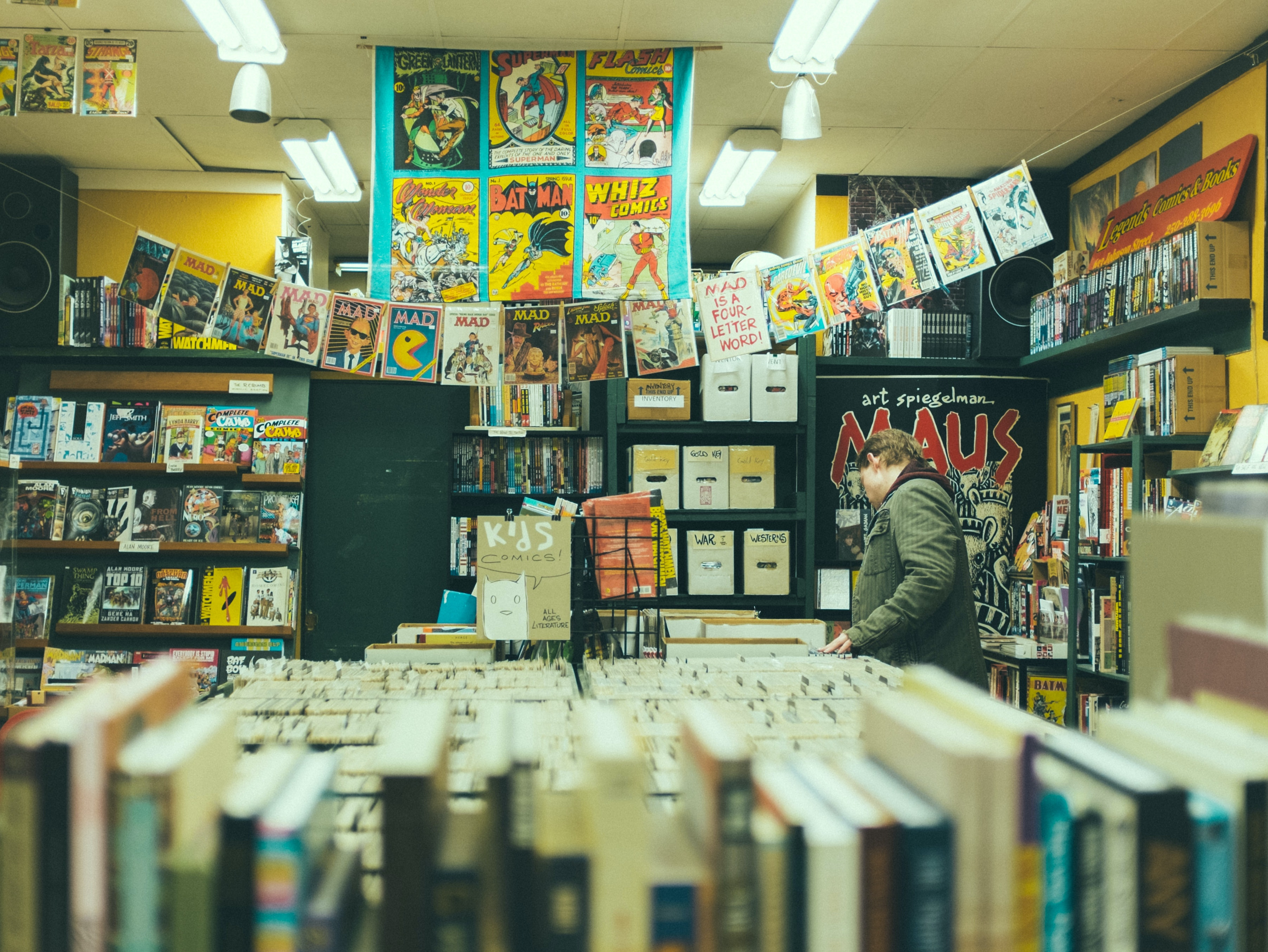 12 Incredible Comic Shops, in Honor of Local Comic Shop Day