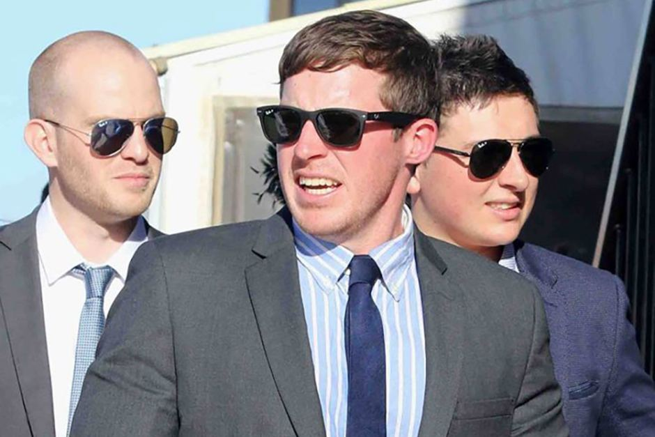 Ben Currie, Party Till Dawn's trailer, is being prosecuted by the QRIC after his horse tested positive for meth.