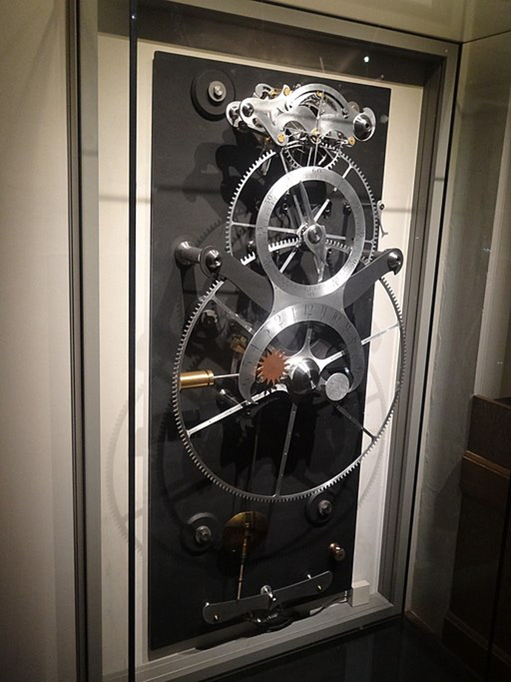 Clock B at the Royal Observatory