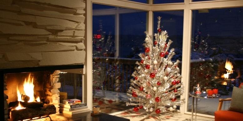 Artificial Charlie Brown Christmas Tree