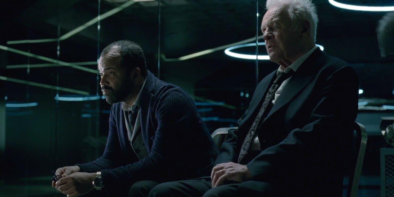 Bernard will kill Ford in Westworld