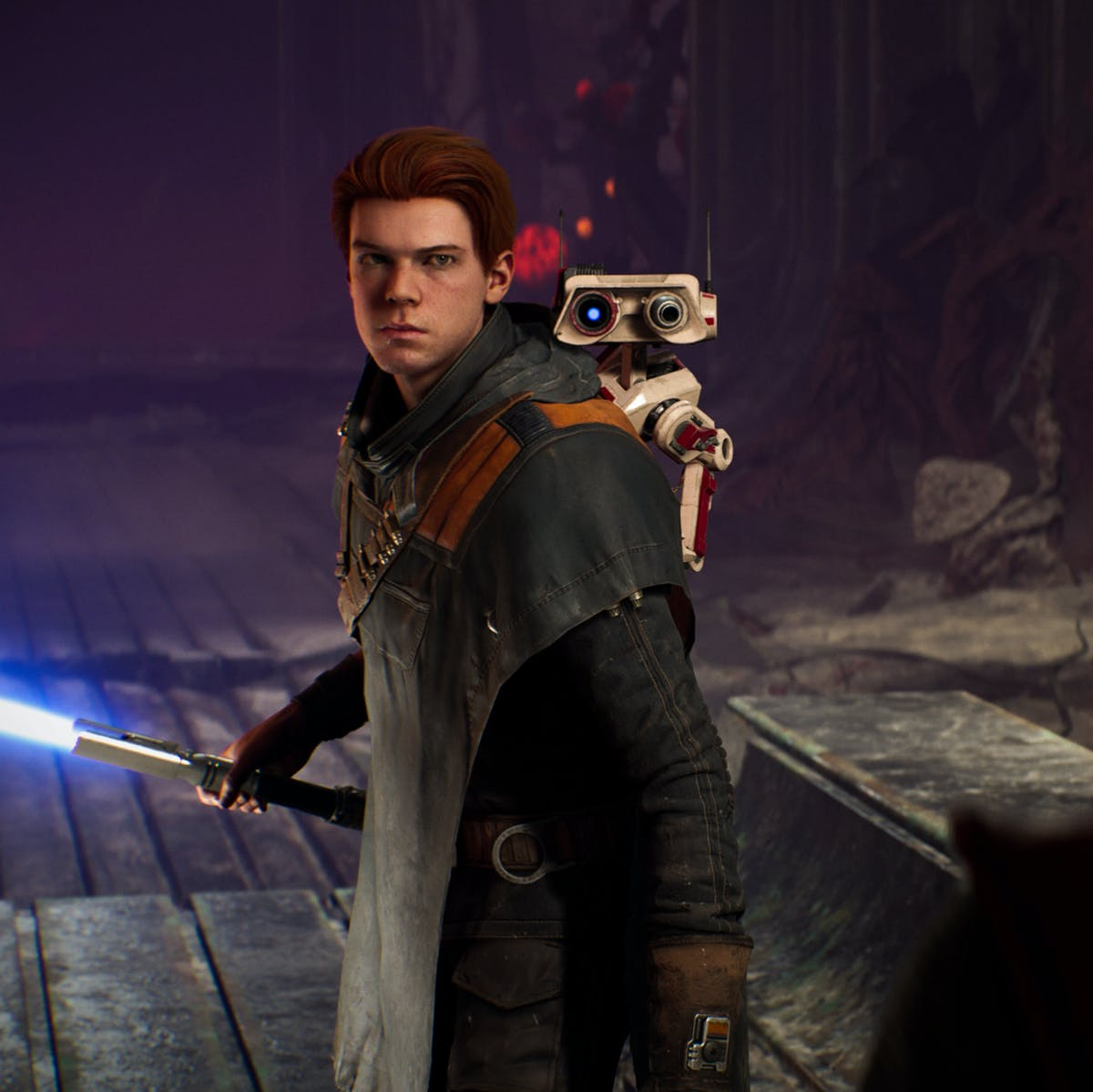 'Jedi: Fallen Order' psychometry theory could spell doom for Cal Kestis