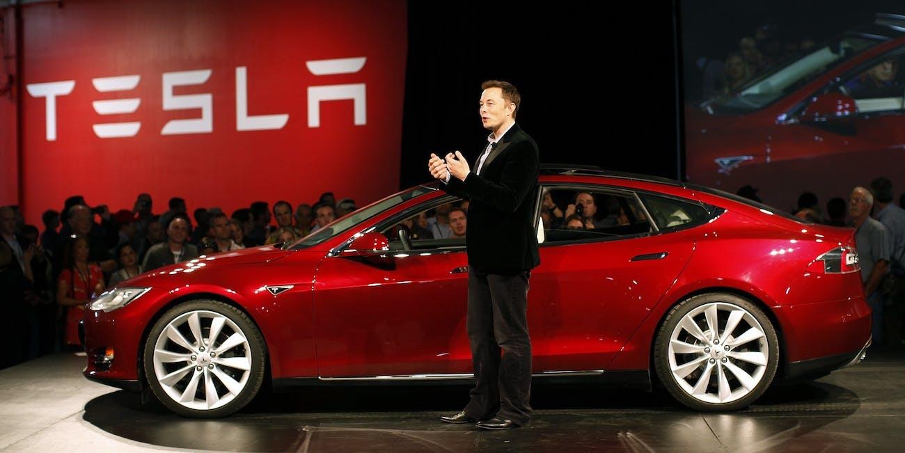 Tesla Inverse