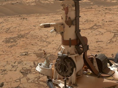 Scientists Find 4-Billion-Year-Old Fossil Riverbeds on Mars