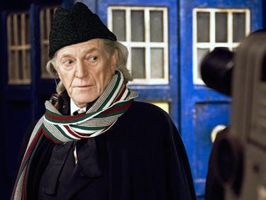 David Bradley Basically Confirms His 'Doctor Who' Return Is Real